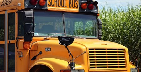 Columbus, MS – School Bus Accident with Injuries on US-45