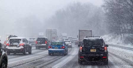 Tips for Driving on Slippery Roads