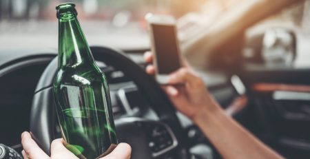 The 3 Types of Distractions While Driving