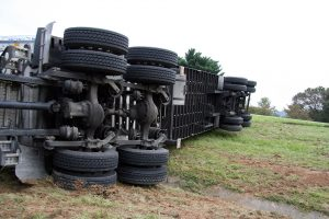 How Trucks Collide in Mississippi