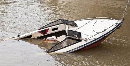 Jackson Co, MS - Calvin Brewer Killed in Boating Accident on Pascagoula