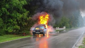 Managing Burn Injuries After a Mississippi Car Accident