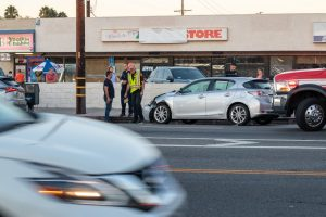 3.1 Oxford, MS - State Hwy 7 Scene of Collision with Injuries