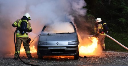 What Causes Mississippi Car Accident Fires?