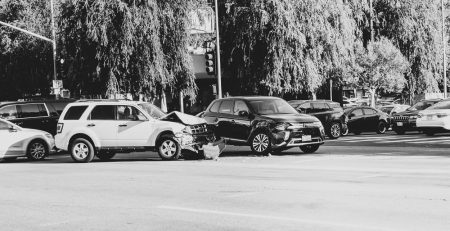 Oxford, MS - Injuries After Collision on Jackson Ave W